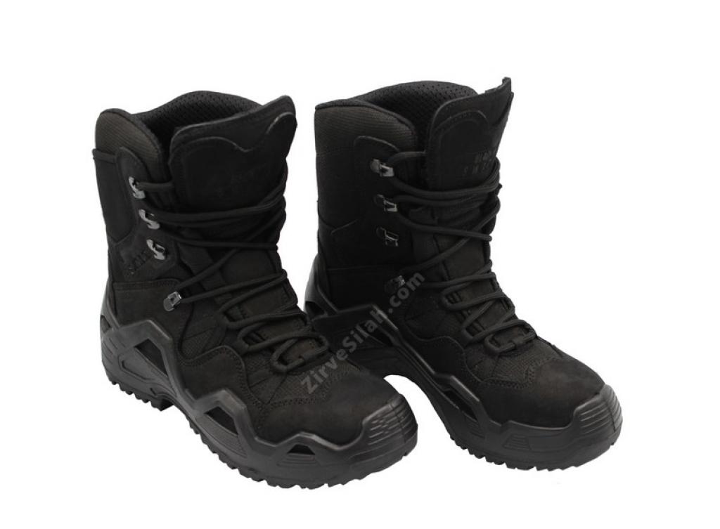 Black Swat Bot Siyah