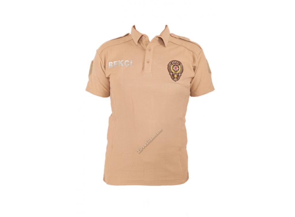 Polo Yaka Bekçi T-shirt