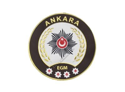 Bekçi Ankara İl Arması