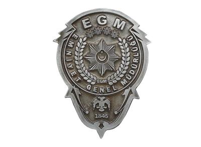 EGM Mat Yapıştırmalı Cüzdan Rozeti