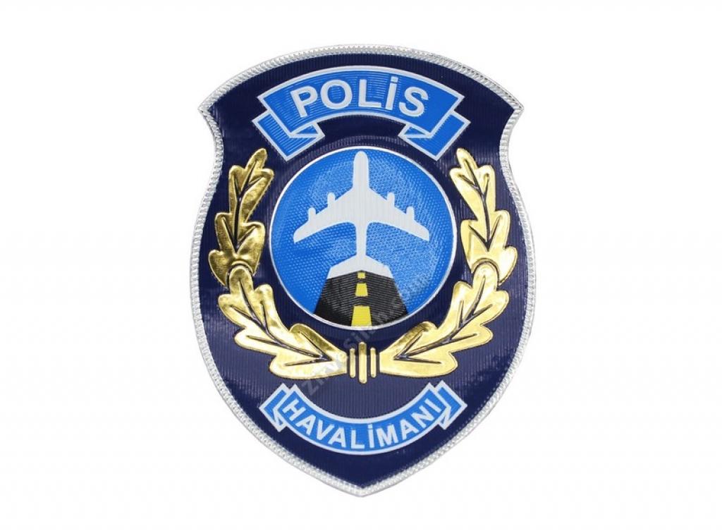 Havaalanı Polis Kol Arması