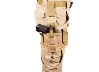 Jandarma Tek Askılı Bacak Silah Kı
