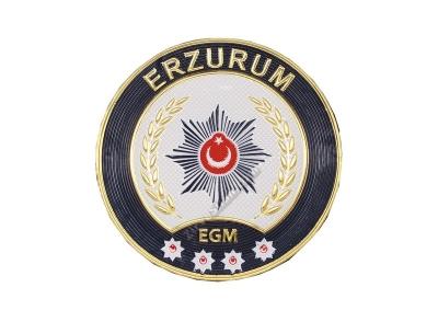 Polis Erzurum İl Arması
