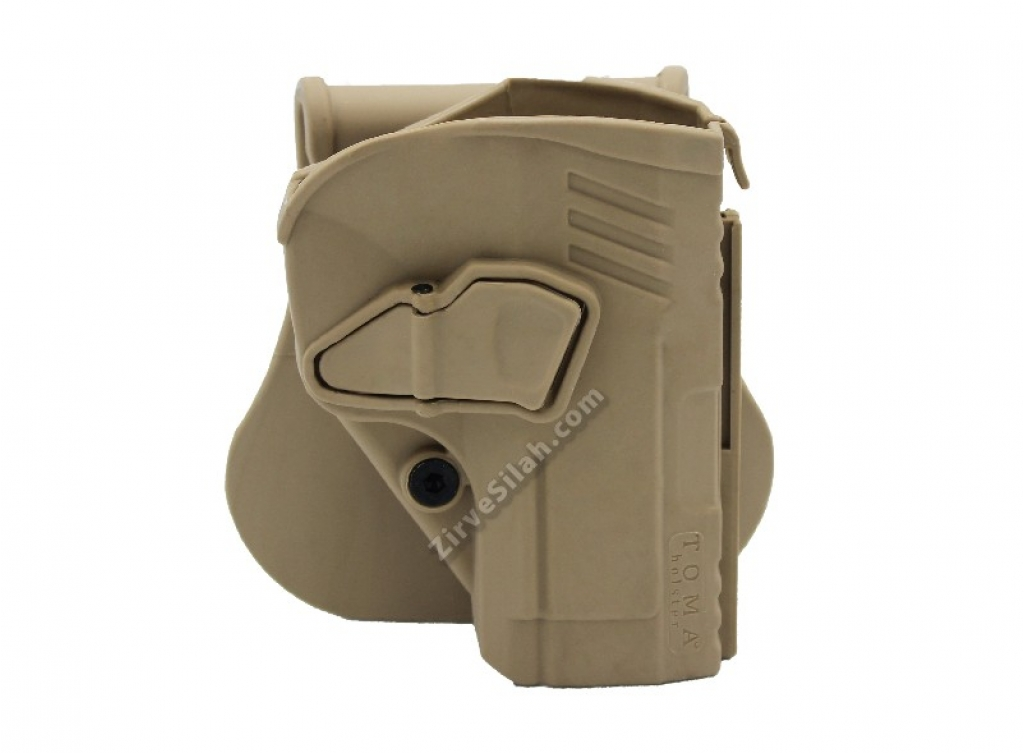 Toma Beretta FS92 Kum Rengi Silah Kılıfı