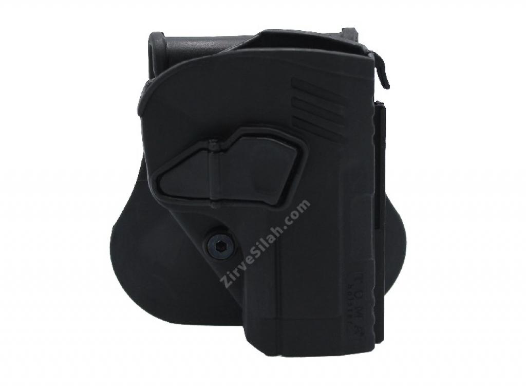 Toma Beretta FS92 Siyah Sağ Silah Kılıfı
