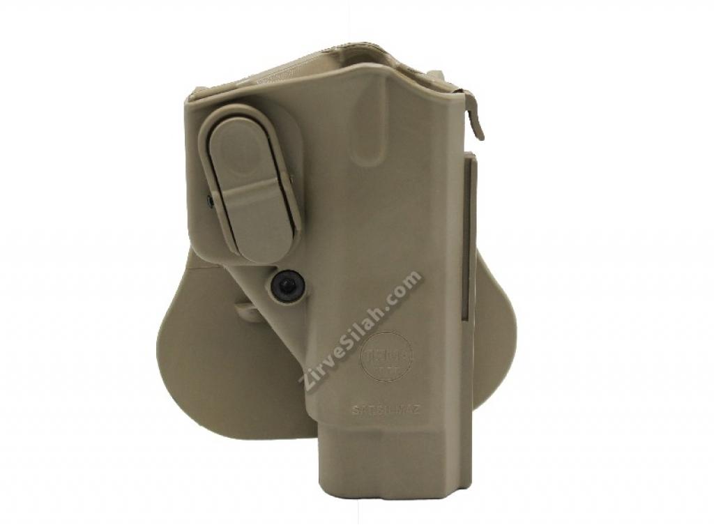 Toma Sarsılmaz Kılınç 2000 - CZ 75  Kum Rengi Sağ Silah Kılıfı