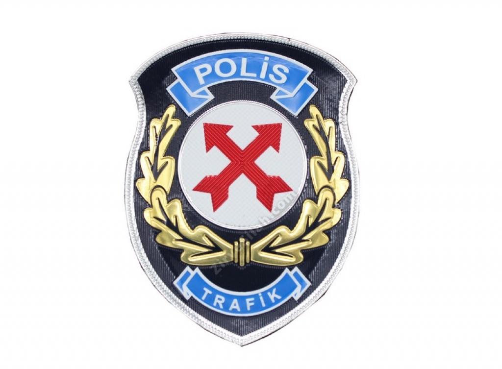 Trafik Polis Kol Arması
