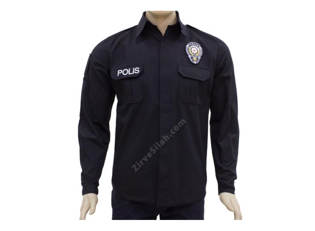 Yeni Model Polis Gömlek